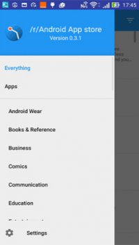 /r/Android App store