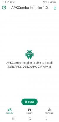 APKCombo Installer