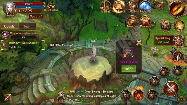 blades and rings mod apk 3.40.1