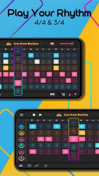 Easy Drum Machine