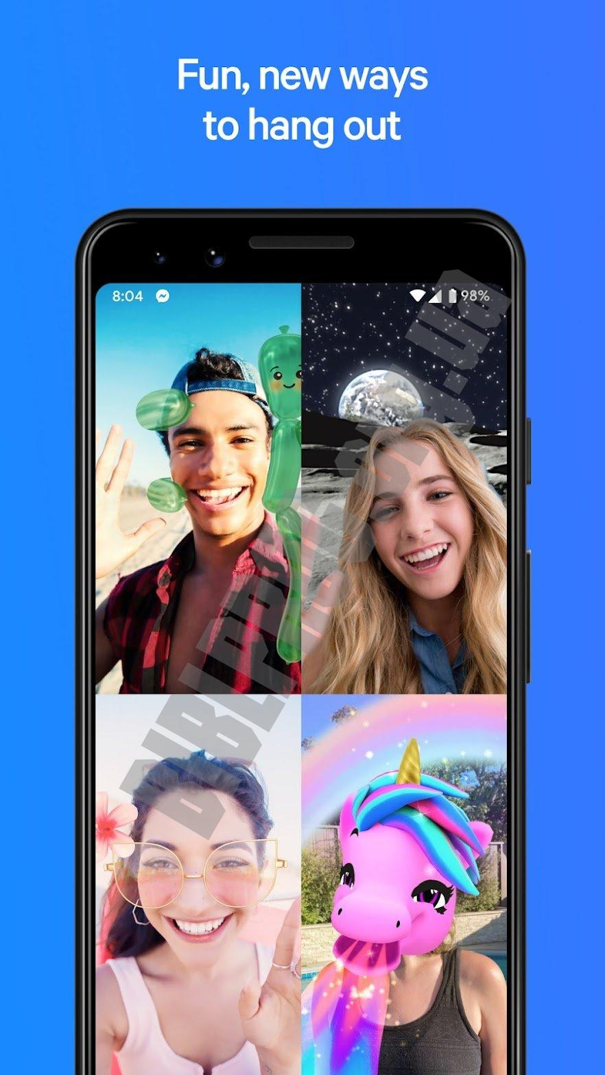 Download facebook messenger for android (apk) | getandroidstuff.