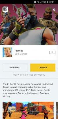 Fortnite Installer