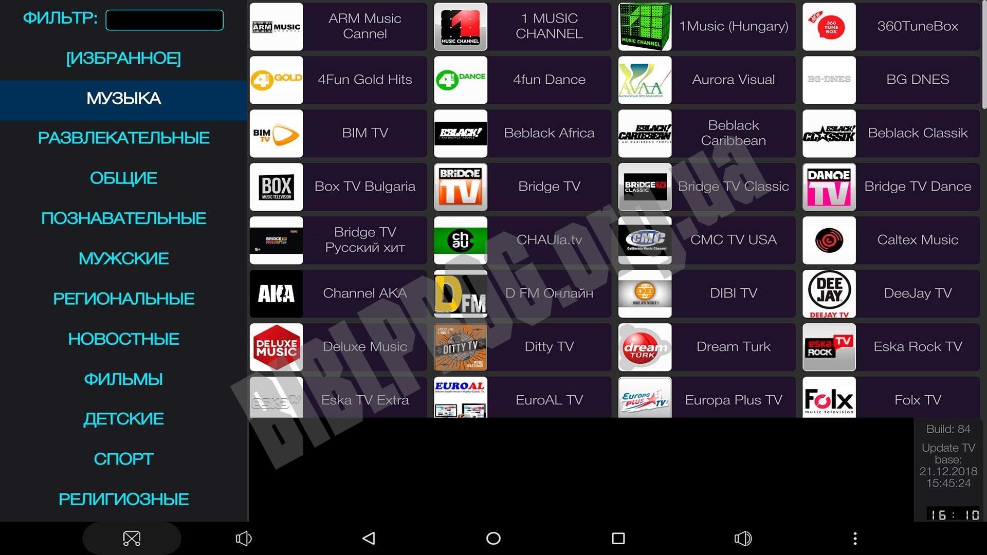Edem tv скачать бесплатно m3u плейлист.