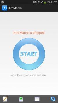 HiroMacro Auto-Touch Macro