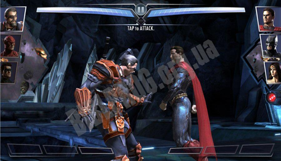 Injustice: Gods Among Us 3.2 for Android - Download