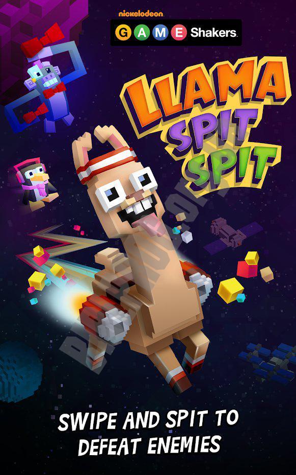 Llama Spit Spit