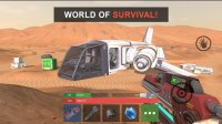 Marsus: Survival on Mars