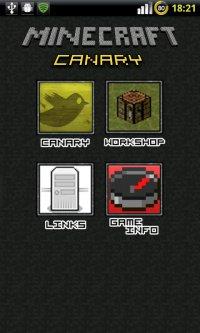 Minecraft Canary