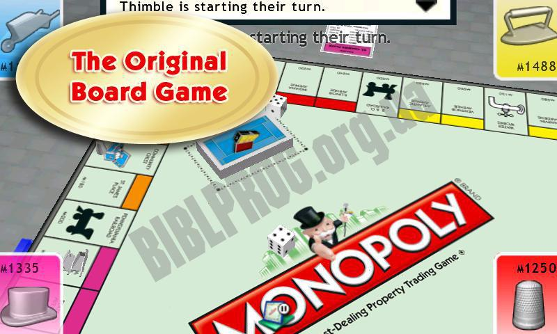 monopoly-game.blogspot.com - Монополия