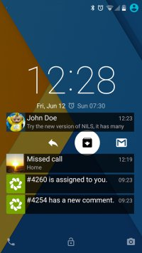NiLS Lock Screen Notifications