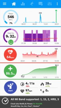 Notify for Mi Band