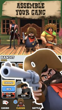 Pocket Cowboys: Wild West Standoff