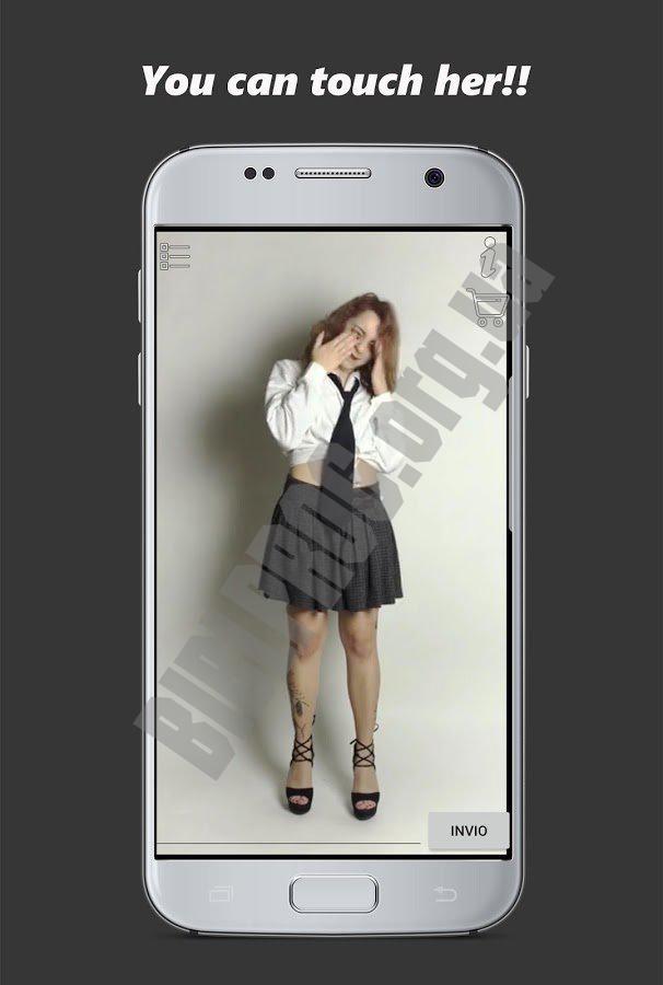 Скачать приложения для андроид для девушек.