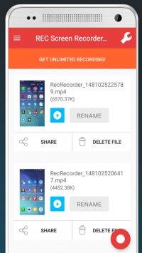 REC HD Screen Recorder