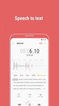 Samsung Voice Recorder