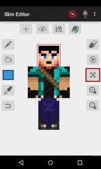 Skin Editor for Minecraft