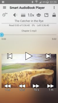 Smart AudioBook Player