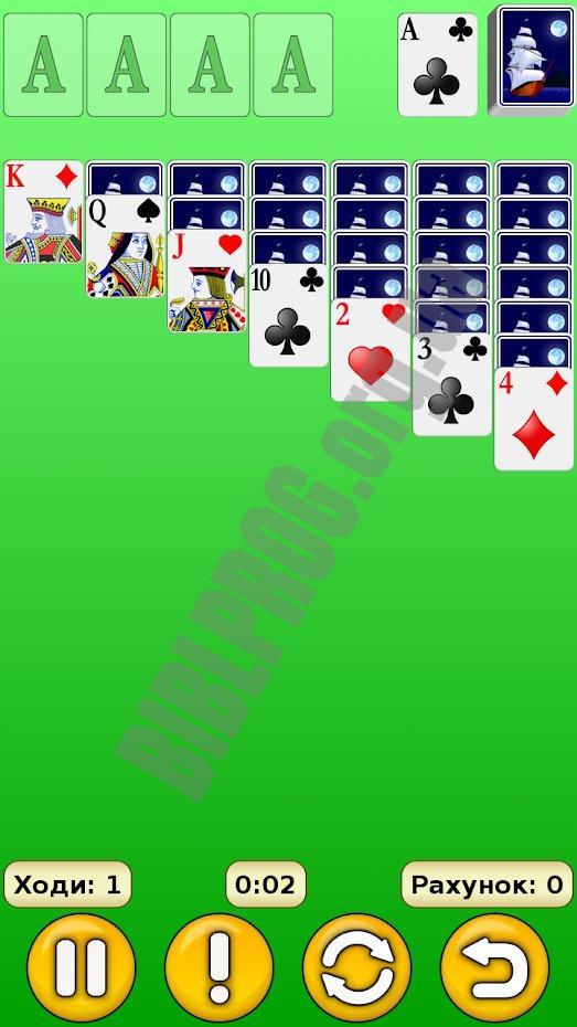 карткові ігри завантажити на андроїд
