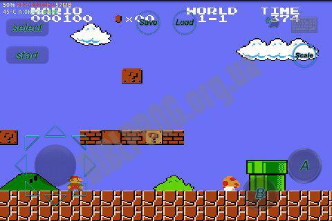 Скачать Super Mario Bros  1 1 для Android бесплатно