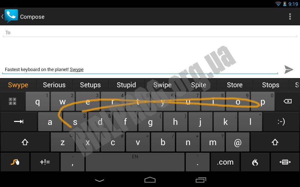 Скачать бесплатно приложение клавиатура на андроид