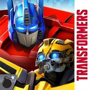 TRANSFORMERS:‭ ‬Forged to Fight