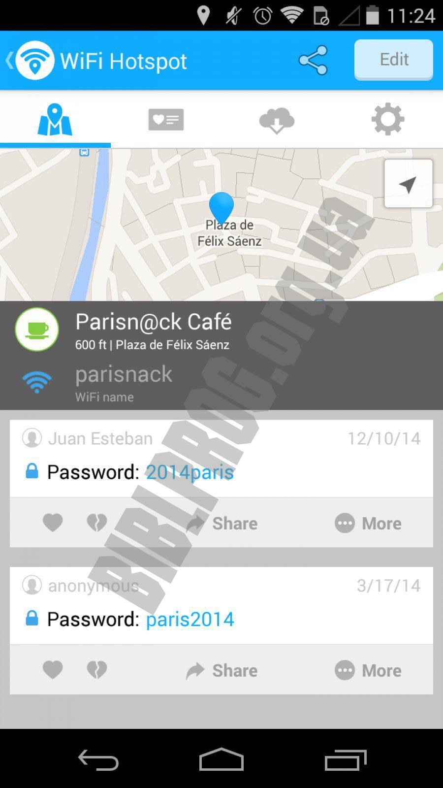 wi fi map скачать бесплатно на ноутбук