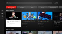 YouTube for Android TV