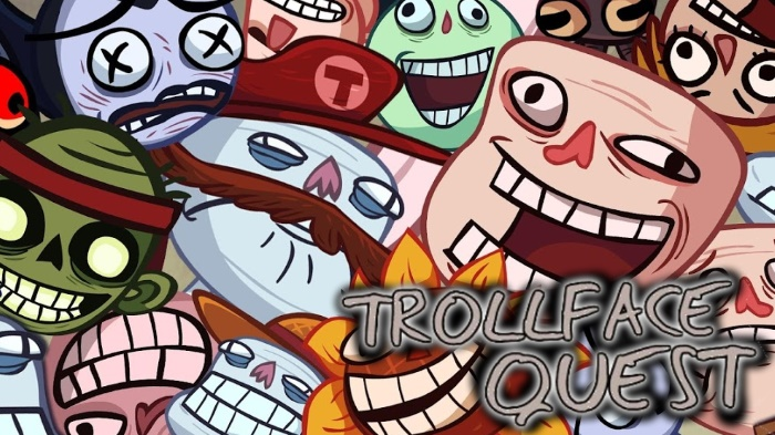 Troll Face Quest